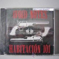 CDs de Música: CD - SPLIT- H.C.PUNK - AVOID NOTES Y HABITACIÓN 101 (PELEANDO A LA CONTRA) - 2004 - PRECINTADO. Lote 48902807