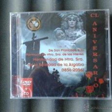 CDs de Música: CD + DVD 150 ANIVERSARIO HERMANDAD DE NUESTRA SEÑORA DE LA SOLEDAD DE LA ALGABA SEMANA SANTA SEVILLA. Lote 50128915