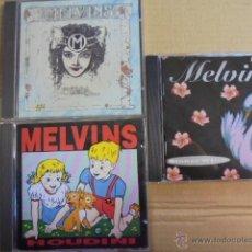 CDs de Música: SUPER LOTE 3 CDS MELVINS - STONER WITCH / HOUDINI / OZMA - ¡¡ COMO NUEVOS !!. Lote 48908076