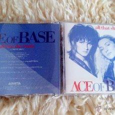 CDs de Música: ACE OF BASE - ALL THAT SHE WANTS - CD SINGLE . Lote 48930651