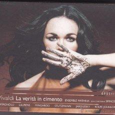 CD de Música: VIVALDI - LA VERITÁ IN CIMENTO - JEAN CHRISTOPHE SPINOSI. Lote 48933706