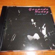 CDs de Música: GERARDO NUÑEZ EL GALLO AZUL CD ALBUM AÑO 2002 TANGOS SOLEA BULERIA TIENE 9 TEMAS FLAMENCO GUITARRA. Lote 48934083