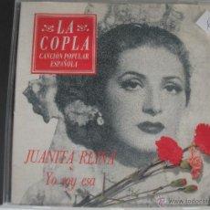 CDs de Música: MAGNIFICO CD - DE LA COPLA CON JUANITA REINA -YO SOY ESA -. Lote 48935554