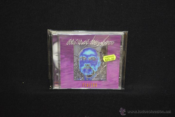 MICHEL HUYGEN - PLACEBO - CD (Música - CD's New age)