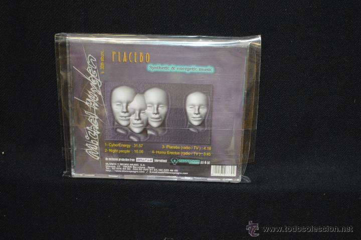CDs de Música: MICHEL HUYGEN - PLACEBO - CD - Foto 2 - 48956281