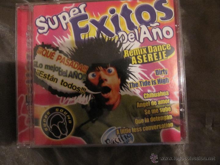 SUPER EXITOS DEL AÑO (Música - CD's Disco y Dance)