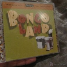 CDs de Música: ULTRA - LOUNGE, VOL. 17: BONGOLAND CD 1997. Lote 48970604