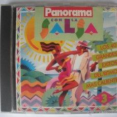 CDs de Música: MAGNIFICO CD DE- PANORAMA - CON LA SALSA -. Lote 48982918