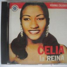 CDs de Música: MAGNIFICO CD - VERANO CALIENTE - CON CELIA - LA REINA -. Lote 48983020