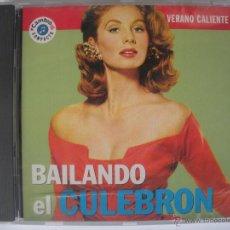 CDs de Música: MAGNIFICO CD - VERANO CALIENTE - BAILANDO - EL - CULEBRON -. Lote 48983316
