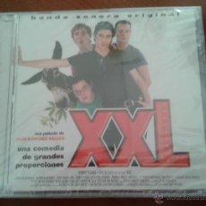 CDs de Música: CD NUEVO PRECINTADO BSO BANDA SONORA ORIGINAL CINE ESPAÑOL XXL JULIO SÁNCHEZ VALDÉS. Lote 49003381
