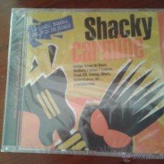 CDs de Música: CD NUEVO PRECINTADO BSO BANDA SONORA ORIGINAL CINE ESPAÑOL SHACKY CARMINE. Lote 68606027