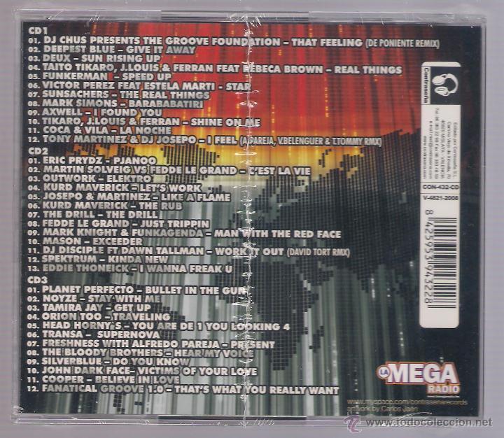 varios - megaexitos del milenio (3 cd contras - Comprar CDs de ...