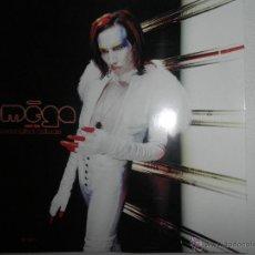 CDs de Música: MARILIN MANSON - OMEGA -MECHANICAL ANIMALS CD, ALBUM 1998. Lote 49015675