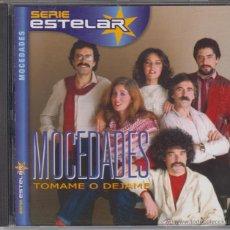 CDs de Música: MOCEDADES CD TÓMAME O DÉJAME 2000 SERIE ESTELAR. Lote 49017026