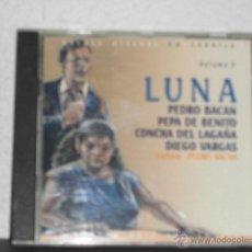CDs de Música: NOCHES GITANAS EN LEBRIJA CD LUNA-PEDRO BACAN PEPA DE BENITO-VOL 2. Lote 49020071