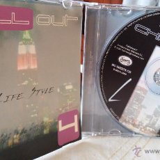 CDs de Música: C. TAULS & S. HACKMANN - LIFE STYLE (CHILL OUT. VOL. 4) - CHILL OUT / NEW AGE. Lote 49021375