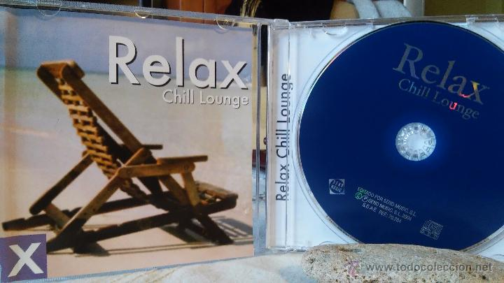 PETE DUMN & MARTY STONE - RELAX - CHILL LOUNGE - CD - NEW AGE / LOUNGE / CHILL OUT (Música - CD's New age)