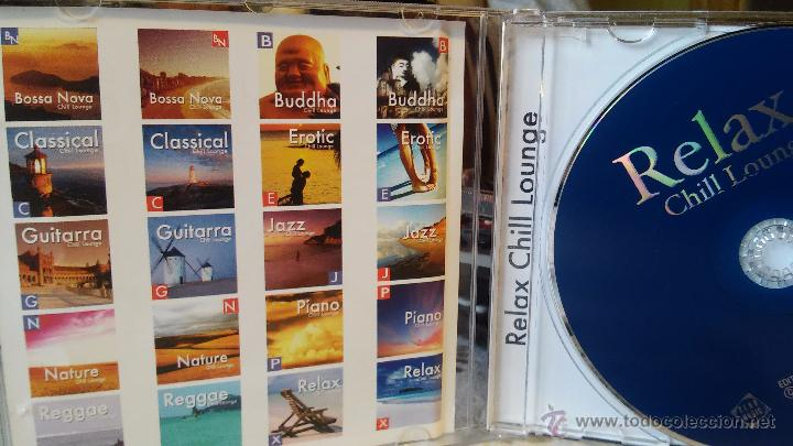 CDs de Música: PETE DUMN & MARTY STONE - Relax - Chill Lounge - CD - new age / lounge / chill out - Foto 3 - 49022526