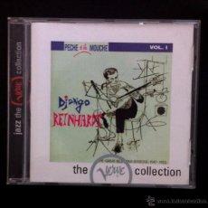 CDs de Música: DJANGO REINHARDT - PECHE À LA MOUCHE - COLECCIÓN VERVE JAZZ. Lote 49024379