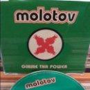 CDs de Música: MOLOTOV - CD SINGLE (GIMME THA POWER / CERDO / PUTO). Lote 49024777