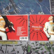 CDs de Música: THALÍA - CON BANDA - GRANDES ÉXITOS - EMI - 7243 5 34722 2 1 - CD. Lote 49028550