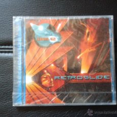 CDs de Música: CD NUEVO PRECINTADO LEVEL 42 RETROGLIDE 10 TEMAS. Lote 49033349