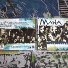 CDs de Música: MANÁ - UNPLUGGED - WEA - 3984-278642 3 - CD. Lote 49049390