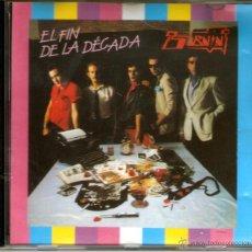 CDs de Música: BURNING - EL FIN DE LA DÉCADA. Lote 195387960