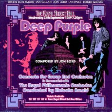 CDs de Música: DEEP PURPLE - CONCERTO FOR GROUP AND ORCHESTRA 2CDS. Lote 49079052