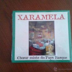 CDs de Música: CD NUEVO PRECINTADO XARAMELA CHOEUR MIXTE DU PAYS BASQUE FOLKLORE VASCO IPARRALDE 12 TEMAS. Lote 49079277