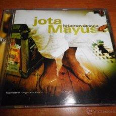 CDs de Música: JOTAMAYUSCULA HOMBRE NEGRO SOLTERO BUSCA CD ALBUM 2000 DUO MALA RODRIGUEZ KUTAMA ORISHAS HIP HOP RAP. Lote 294948968