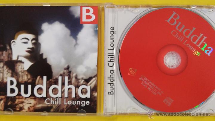 P. VICARY, D. GAINSGFORD, VANDARDE & XXL - BUDDHA - CHILL LOUNGE (Música - CD's World Music)