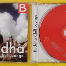 CDs de Música: P. VICARY, D. GAINSGFORD, VANDARDE & XXL - BUDDHA - CHILL LOUNGE. Lote 49108195