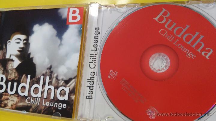 CDs de Música: P. VICARY, D. GAINSGFORD, VANDARDE & XXL - Buddha - Chill Lounge - Foto 3 - 49108195