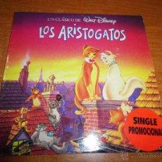 CDs de Música: CLUB TABOO / PHIL HARRIS BANDA SONORA LOS ARISTOGATOS DISNEY CD SINGLE PROMO ESPAÑA 1994 2 TEMAS. Lote 49130631