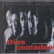 CDs de Música: DÍAS CONTADOS / JOSÉ NIETO CD BSO. Lote 161596158