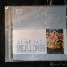 CDs de Música: CD NUEVO PRECINTADO BSO BANDA SONORA ORIGINAL CINE ESPAÑOL ALMEJAS & MEJILLONES PACO MUSULÉN. Lote 70245518