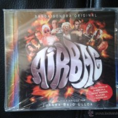 CDs de Música: CD NUEVO PRECINTADO BSO BANDA SONORA ORIGINAL CINE ESPAÑOL AIRBAG ULLOA. Lote 49140750