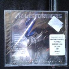 CDs de Música: CD NUEVO PRECINTADO BSO BANDA SONORA ORIGINAL CINE TRANSFORMERS SOUNDTRACK REF BSO INF. Lote 49147123