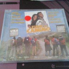 CDs de Música: CD NUEVO PRECINTADO BSO BANDA SONORA ORIGINAL CINE ESPAÑOL AL FINAL DEL CAMINO SOUNDTRACK. Lote 49147281