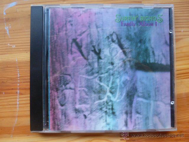 SURFIN BICHOS - FAMILY ALBUM I (CD, VIRUS, 1993) (Música - CD's Rock)