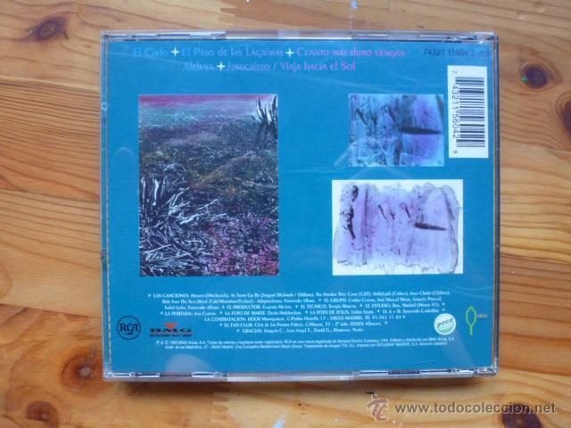 CDs de Música: SURFIN BICHOS - FAMILY ALBUM I (CD, VIRUS, 1993) - Foto 3 - 49149411