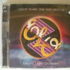 CDs de Música: MAGNIFICO DOBLE CD DE - ELO - ELECTRIC LIGHT ORCHESTRA -. Lote 49160132