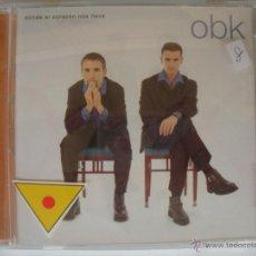 CDs de Música: MAGNIFICO CD DE- O B K -. Lote 49160376
