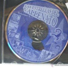 CDs de Música: MAGNIFICO CD DE - LAS ESTRELLAS DEL - VALLENATO - VOL-5-. Lote 49164322