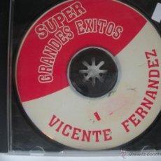 CDs de Música: MAGNIFICO CD DE - VICENTE - FERNANDEZ - GRANDES EXITOS -. Lote 49164378