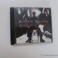 CDs de Música: SURFIN BICHOS - EL AMIGO DE LAS TORMENTAS (CD, RCA, 1994). Lote 49167652