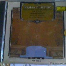 CDs de Música: MOZART - CONCIERTOS PIANO 21 Y 27. Lote 49173122