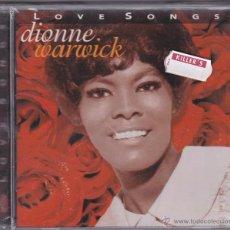 CDs de Música: DIONNE WARWICK - LOVE SONGS. Lote 49175117